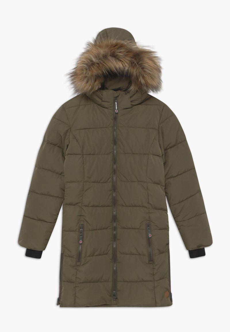 Killtec - BANTRY GRLS QUILTED - Winter coat - khaki
