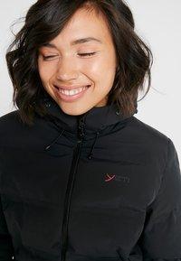 YETI - AUKEA BONDED COAT - Down coat - black - 5