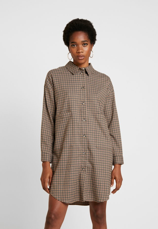 ENCOFFEE DRESS - Robe d'été - lava