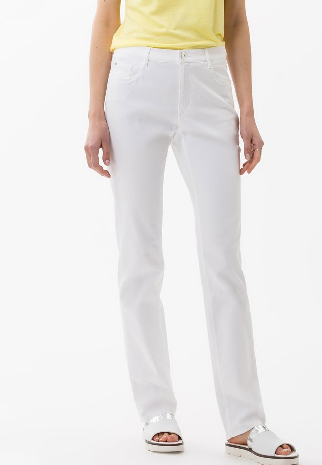 STYLE MARY - Broek - white