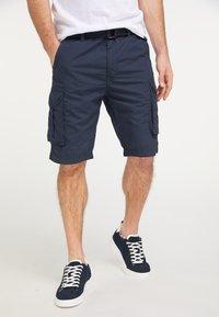 Petrol Industries - Shorts - deep navy - 0
