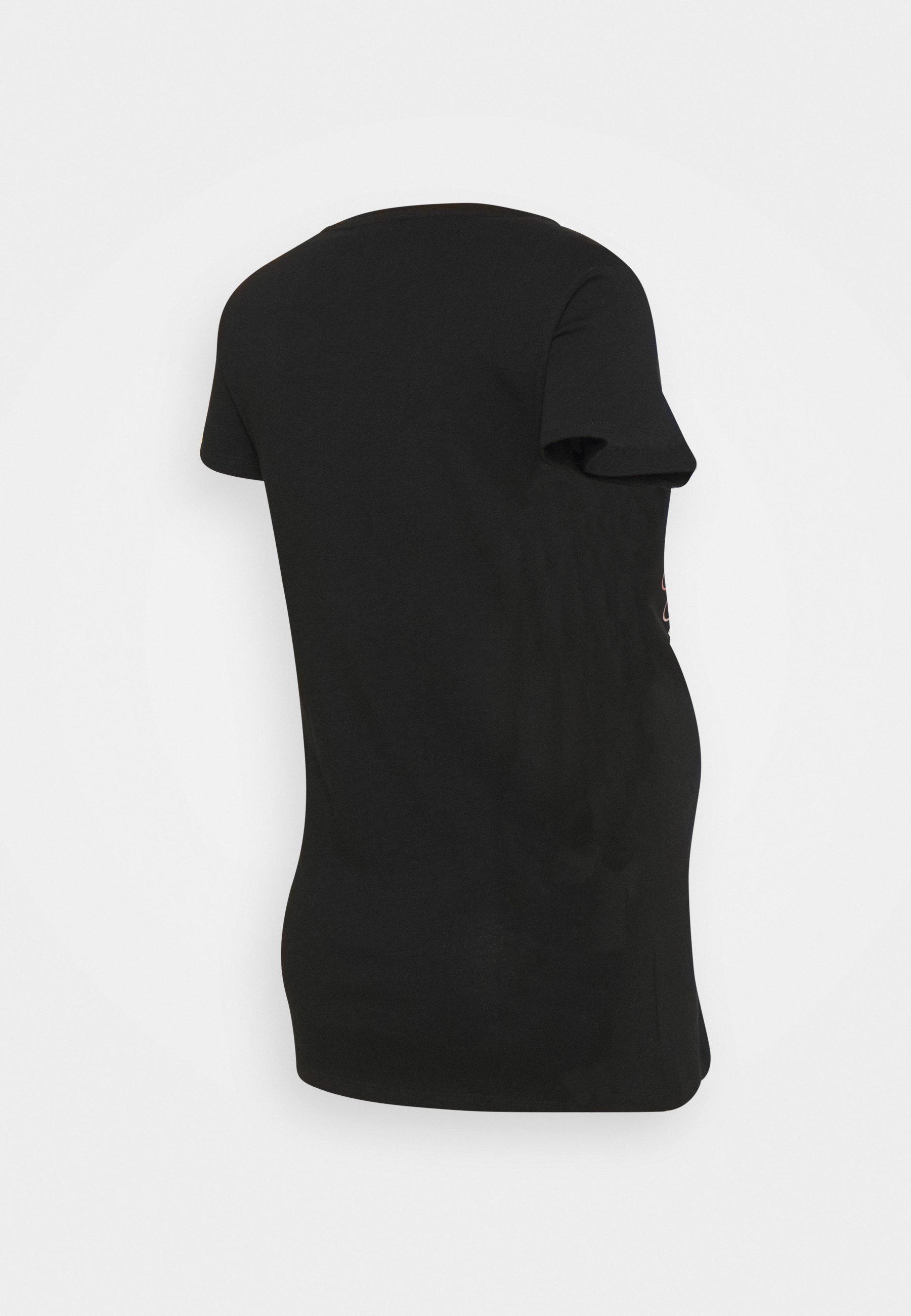 Damen TEE ROCK ROSE - T-Shirt print
