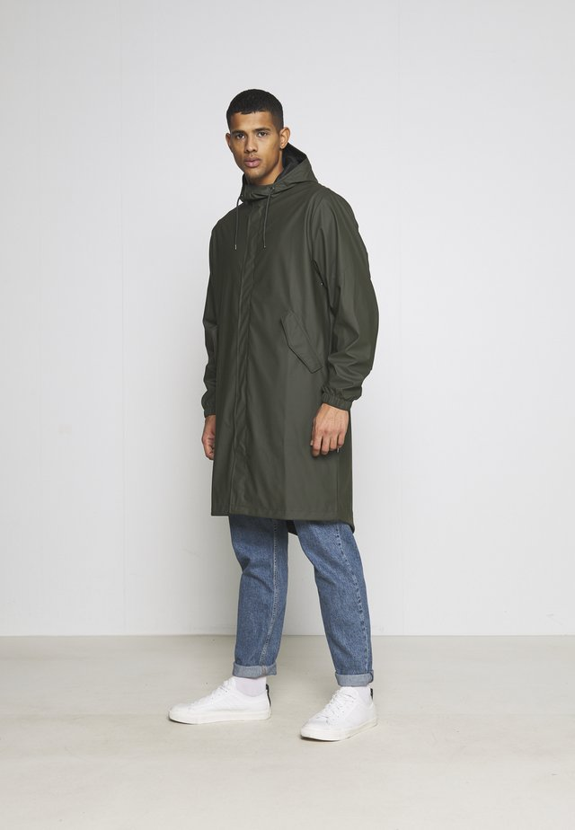 FISHTAIL UNISEX  - Parkas - green