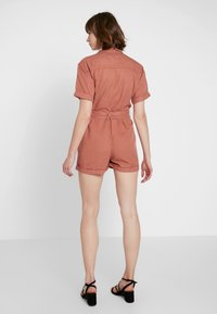Topshop - UTILITY - Overal - coral - 2