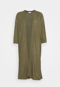 Freequent - ELINA - Vest - burnt olive - 3