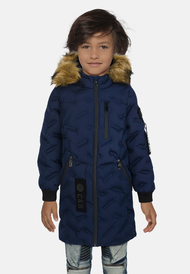 PARKA KEVIN - Winter jacket - navyblue