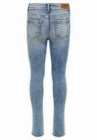 Kids ONLY - KONBLUSH - Jeans Skinny Fit - light blue denim - 5
