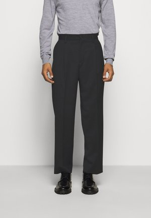SAMSON TROUSER - Trousers - black