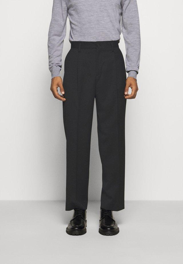 SAMSON TROUSER - Trousers - black