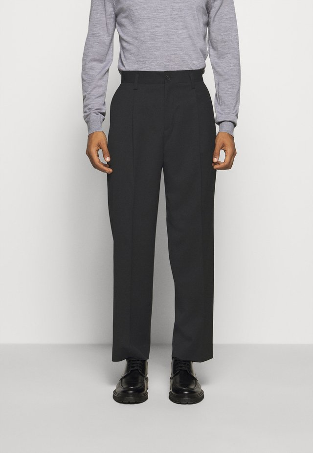 SAMSON TROUSER - Kalhoty - black