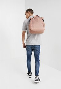 anello - 2 WAY BACKPACK UNISEX - Tagesrucksack - nude pink - 1