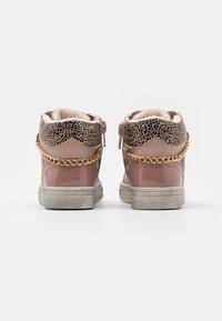 Friboo - Zapatillas altas - pink - 2