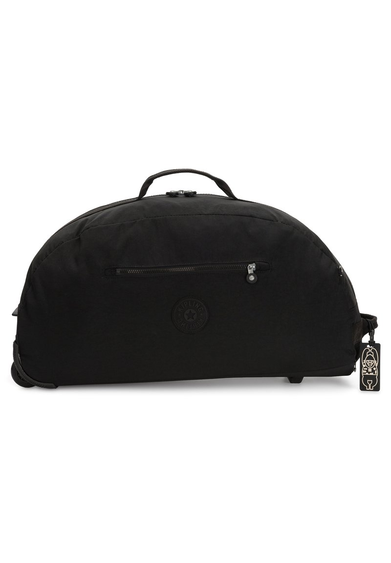 Kipling - CLASSICS DEVIN ON WHEELS 2-ROLLEN REISETASCHE 61 CM - Wheeled suitcase - black
