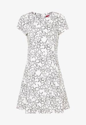 DISPARI - Denní šaty - white pattern