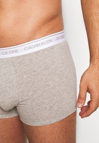 Calvin Klein Underwear - TRUNK - Culotte - grey - 4