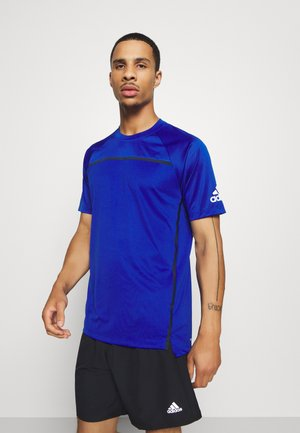 PRIMEBLUE TEE - Print T-shirt - royal blue