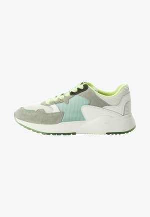 RAMBLE - Sneakers laag - aqua green