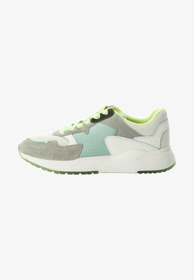 RAMBLE - Sneakers laag - aqua green