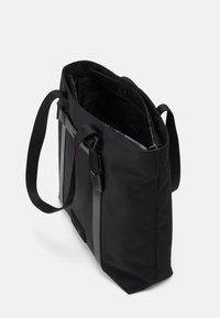 Bally - RHODE UNISEX - Shopping bag - black - 5