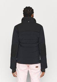 Roxy - DAKOTA - Snowboard jacket - true black - 3