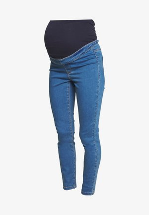 OVER BUMP VICE SUPERSTRETCHY - Jeans Skinny Fit - blue