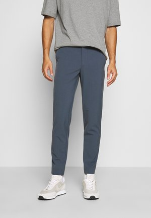 CLUB PANTS - Tygbyxor - medium blue