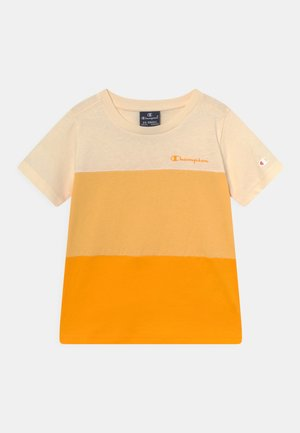 AMERICAN CLASSICS CREWNECK UNISEX - T-shirt imprimé - yellow