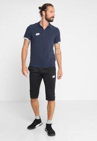 Lotto - DELTA - Vêtements d'équipe - black - 1