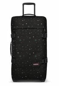 Eastpak - TRANVERZ - Wheeled suitcase - splashes dark - 2