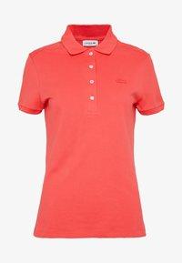 Poloshirt - energy red