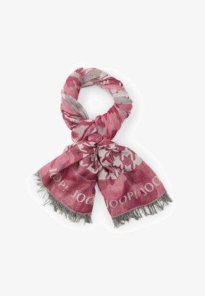 Scarf - pink/rosa/grau