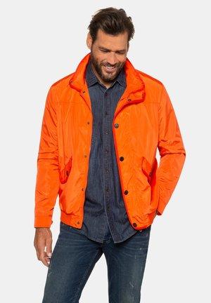 Outdoor jacket - orange