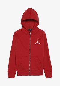 Jordan - JUMPMAN FULL ZIP - Sweat à capuche zippé - gym red - 3