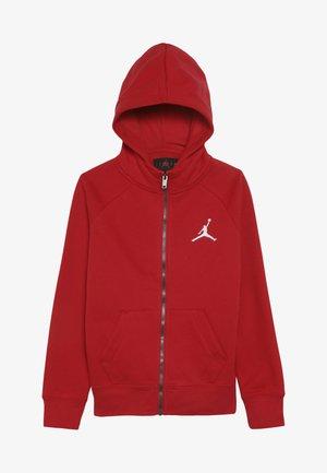 JUMPMAN FULL ZIP - Zip-up hoodie - gym red
