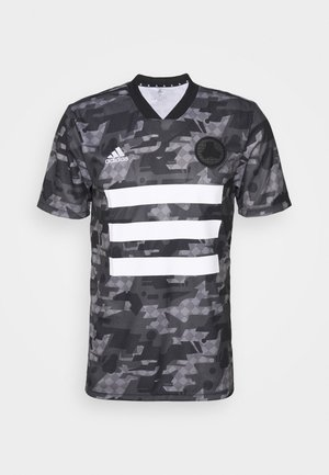 TANGO AEROREADY SPORTS FOOTBALL - T-shirts print - grey/black