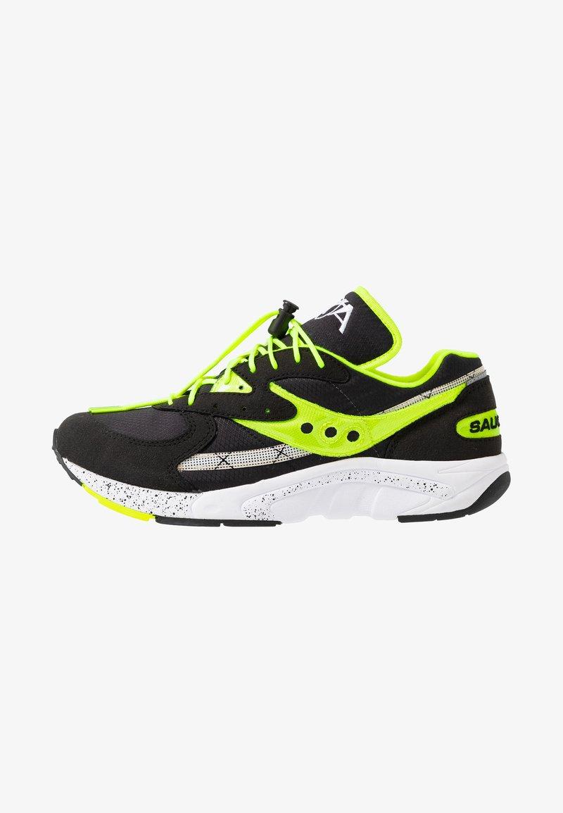 Saucony - AYA - Sneakers laag - black/neon