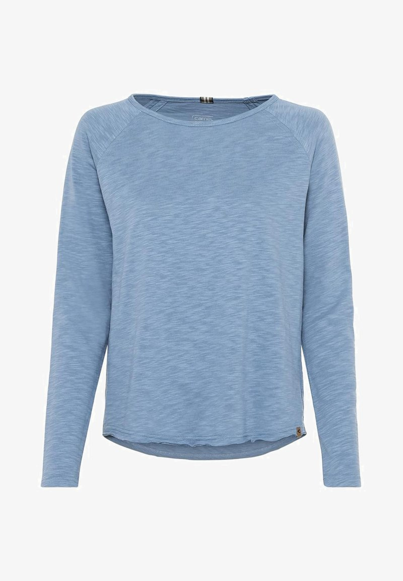 camel active - Long sleeved top - blue-grey
