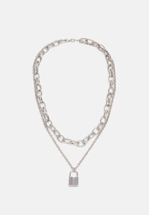 UNISEX - Collier - silver-coloured