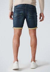 No Excess - Denim shorts - denim - 1