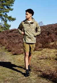 The North Face - PRINTED CLASS FANORAK - Outdoorová bunda - olive - 2