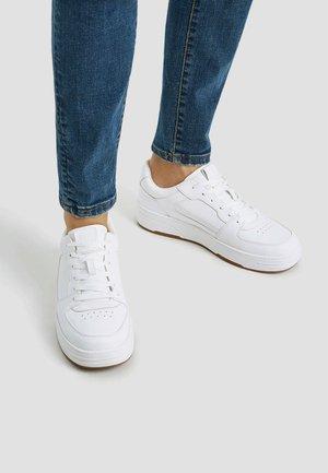 EINSÄTZEN - Sneakers basse - white