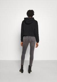 AG Jeans - FARRAH ANKLE - Skinny-Farkut - dark grey - 2