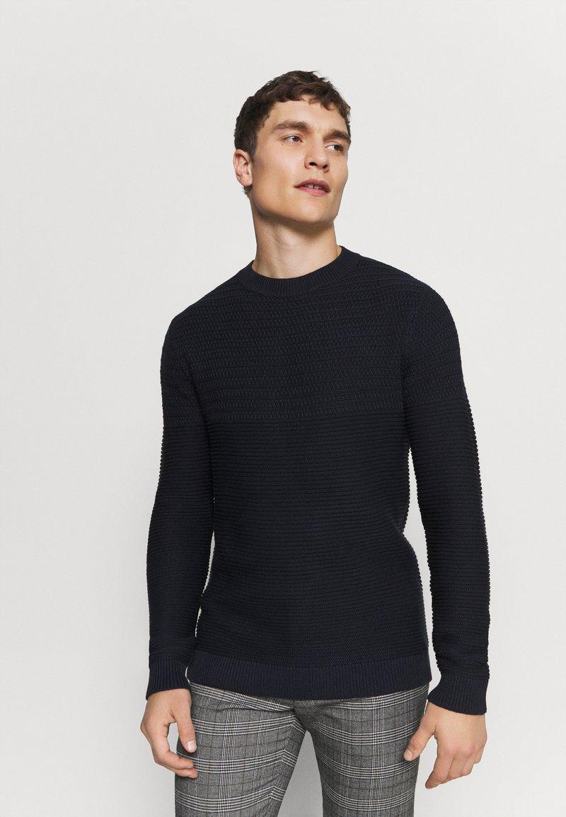 Selected Homme - SLHCONRAD  - Jumper - navy blazer