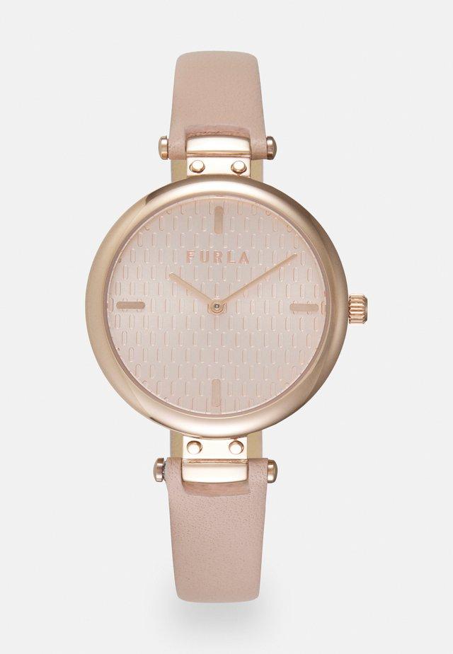 NEW PIN - Horloge - pink