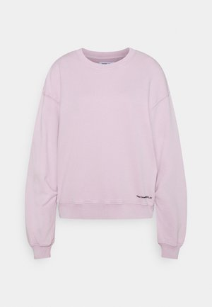 Sweatshirt - quartz rose