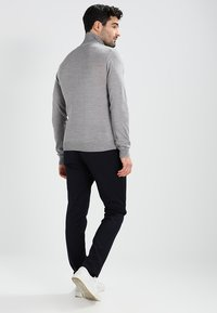 Casual Friday - KONRAD  - Jumper - light grey melange - 2