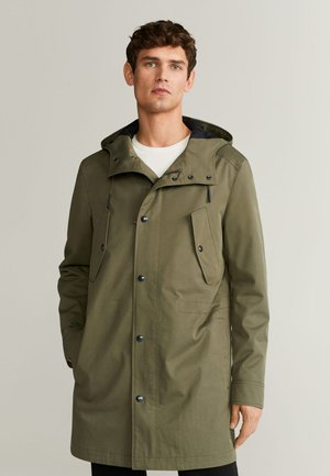 ENEMY - Parka - khaki