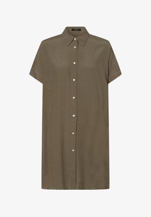 FARTAN - Button-down blouse - oliv