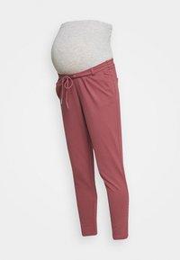 OLMPOPTRASHEASYLIFE PANT - Trousers - wild ginger