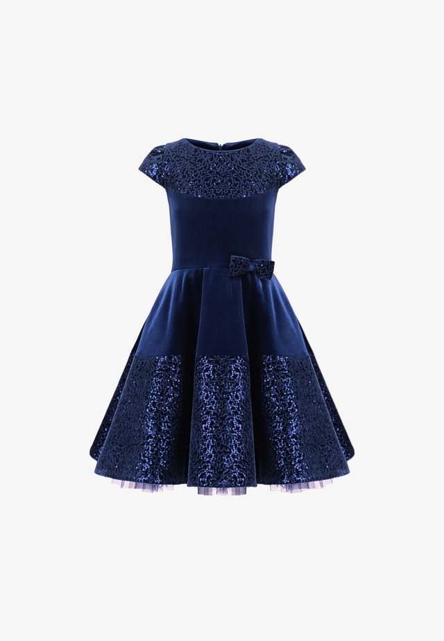 Cocktail dress / Party dress - blue